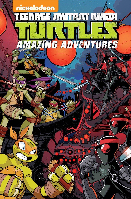 Teenage Mutant Ninja Turtles: Amazing Adventures Volume 3 (TMNT Amazing Adventures) PDF