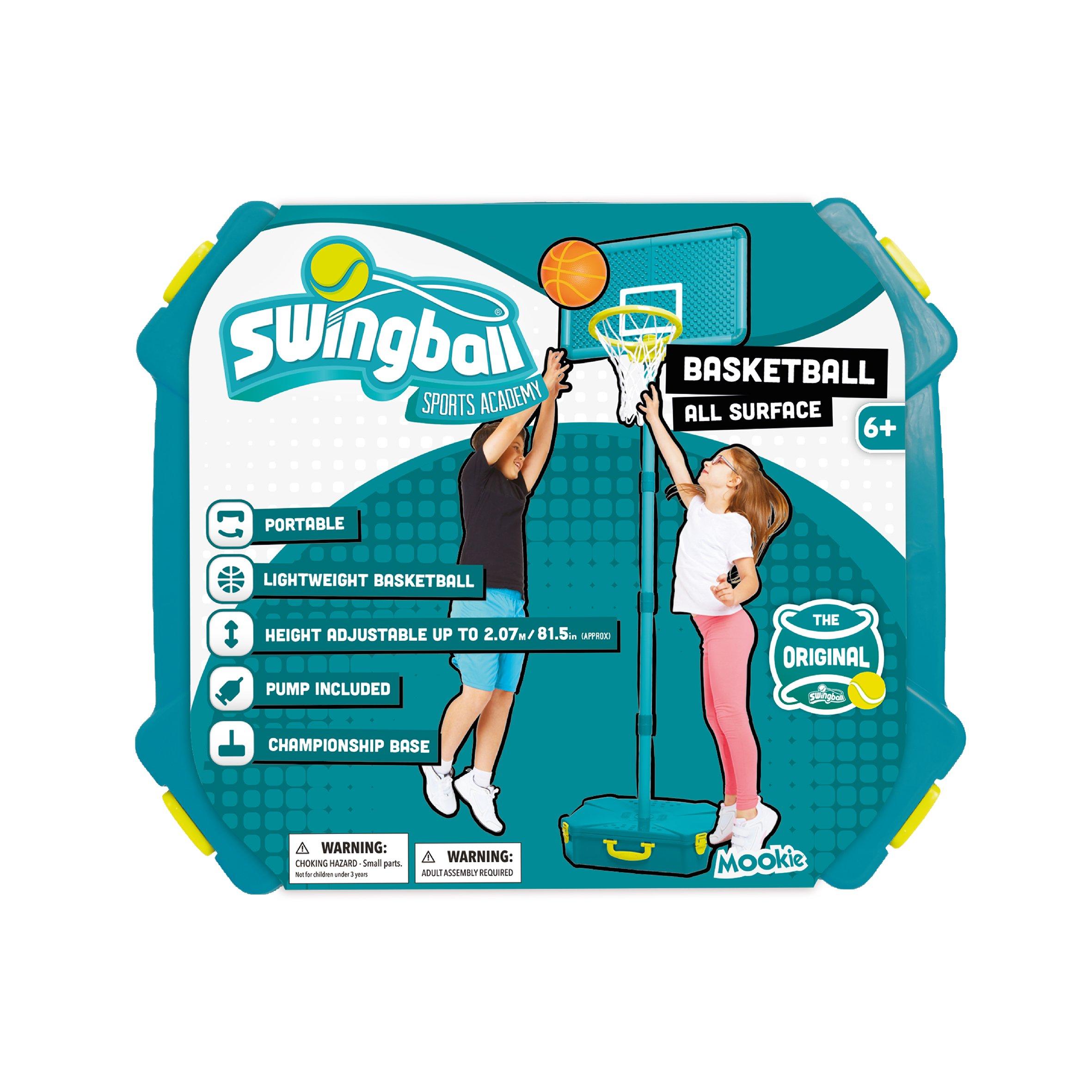 Swingball All Surface Basketball Set