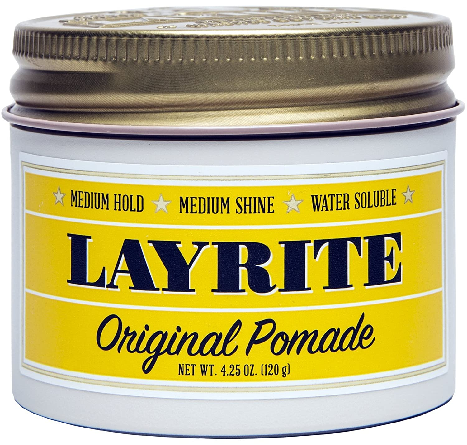 Layrite Deluxe Original Water Based Pomade 10.5oz