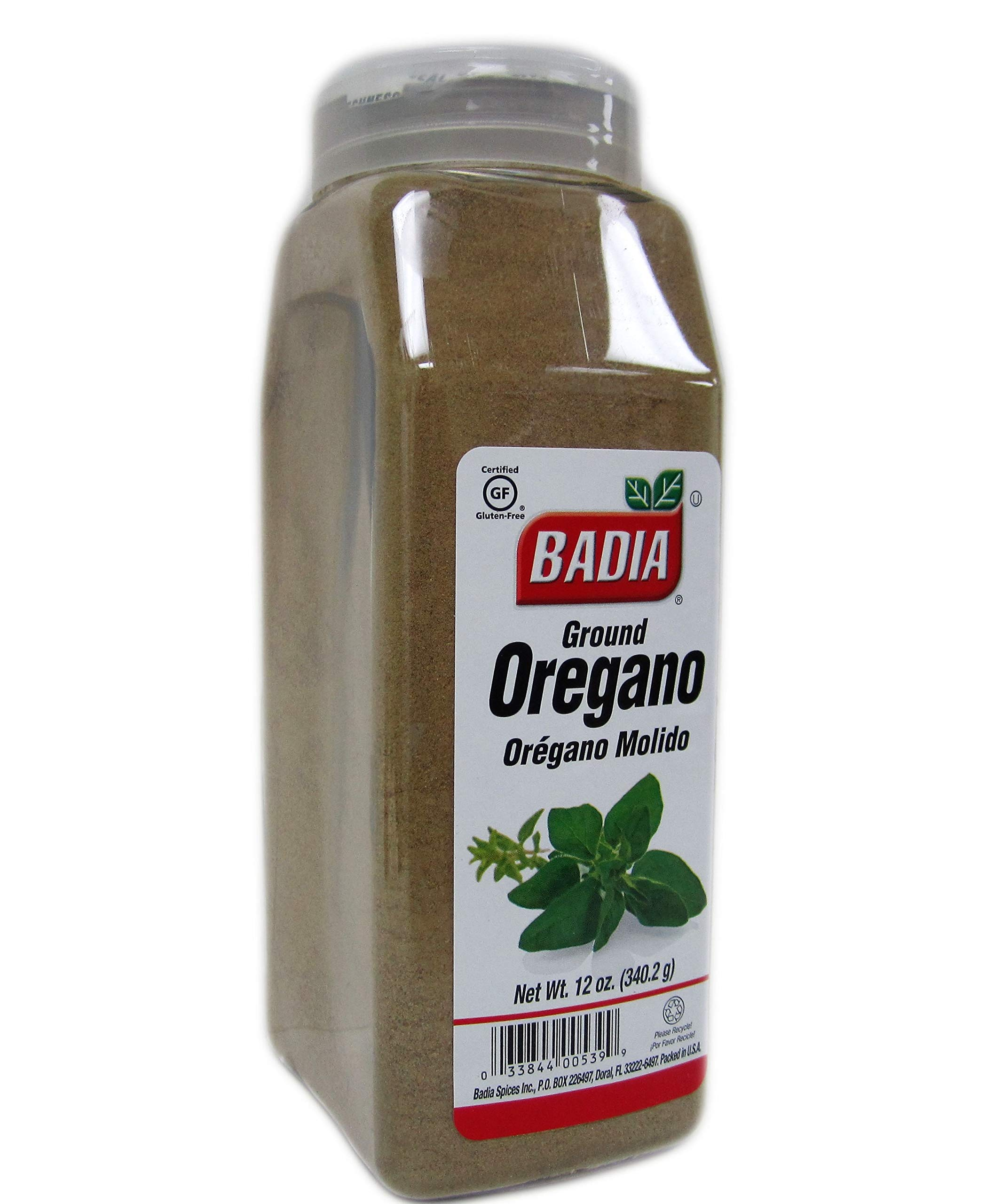 12 oz Bottle Oregano Ground Powder/Molido en Polvo Kosher