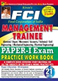 FCI Management Trainee Paper-I  Practice Work Book - 1369