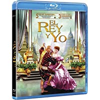 El Rey y yo - BD [Blu-ray]