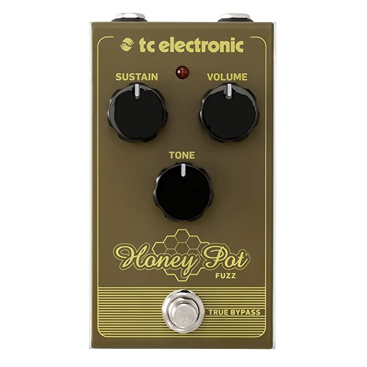 TC Electronic HONEY POT FUZZ