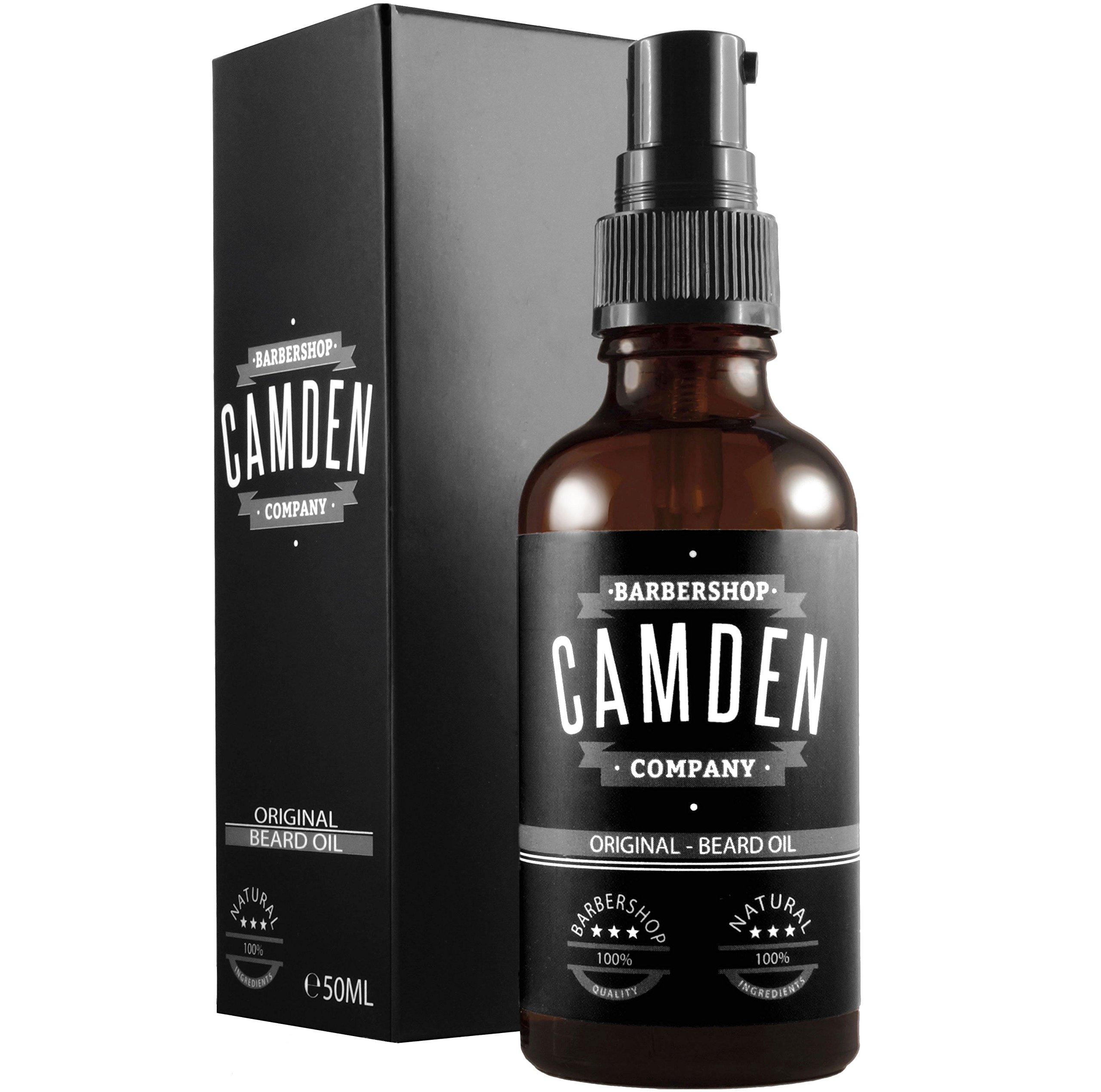 ... Camden · ○ GANADOR DEL TEST 06/2018 ○ Aceite para barba