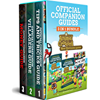 Animal Crossing New Horizons: 3 Books In 1: Companion Tips & Tricks , Villagers, Money Guides -: Everything you want to…