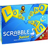 Mattel Y9670 - Scrabble Junior, Kreuzwortspiel
