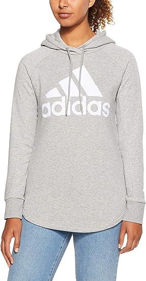adidas Sweat Shirt à Capuche pour Femme Id Open Hem