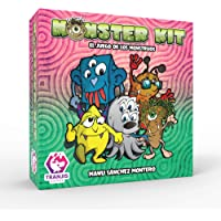 Tranjis Games - Monster Kit - juego de mesa (TRG-09kit)