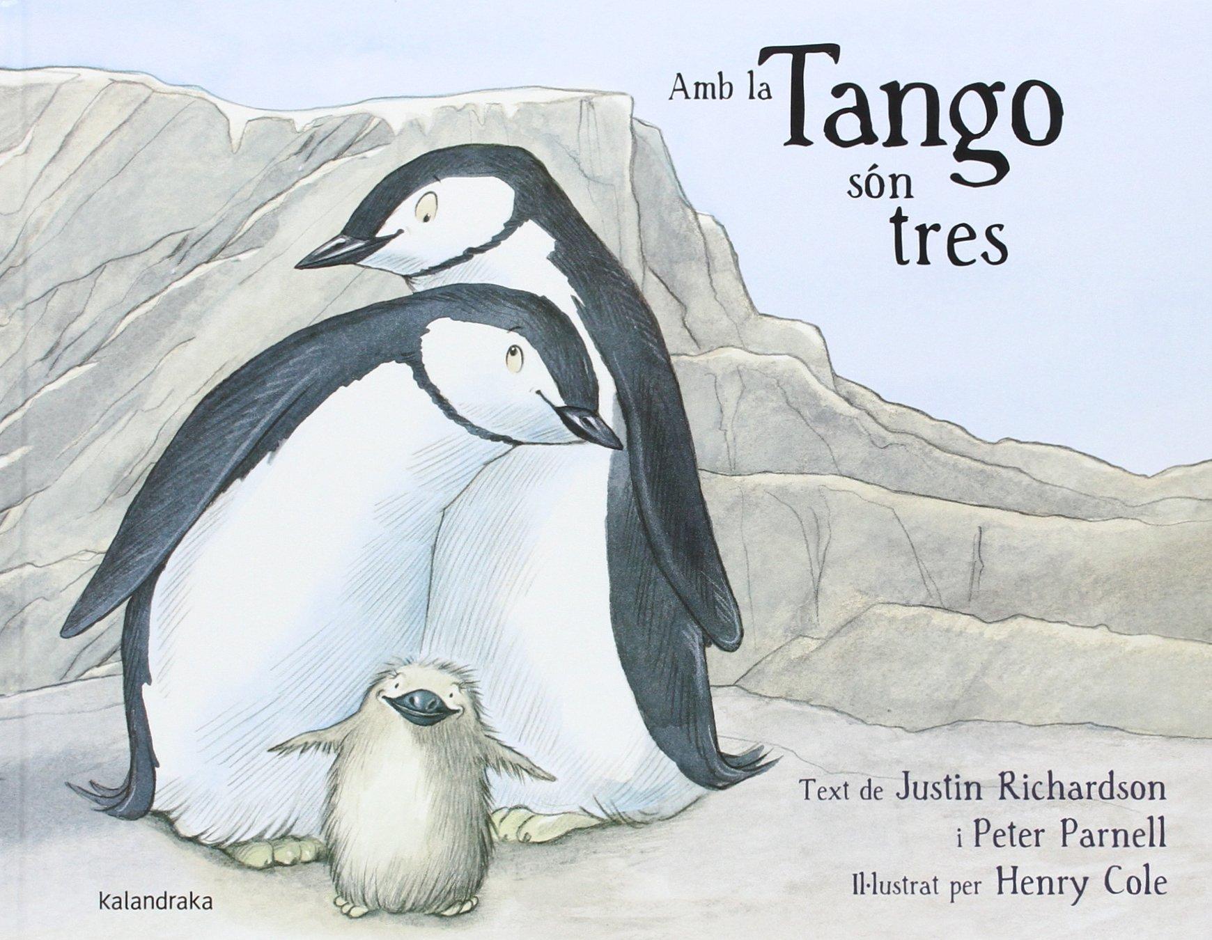Amb tango són tres (llibres per a somniar): Amazon.es: Richardson ...