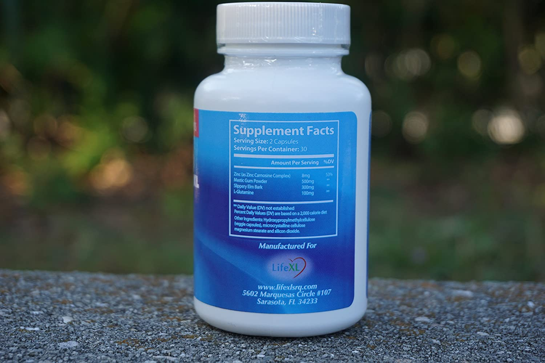 Amazon.com: Acidez y reflujo ácido alivio suplemento- todos ...