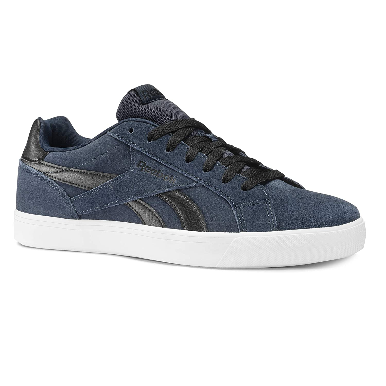 Bleu marine noir blanc Reebok Royal Complete 2ls, Chaussures de Tennis Homme 42 EU