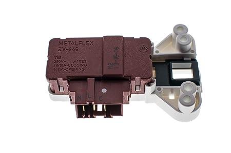 Interruptor retardo blocapuerta Lavadora FAGOR ZV-446: Amazon.es ...