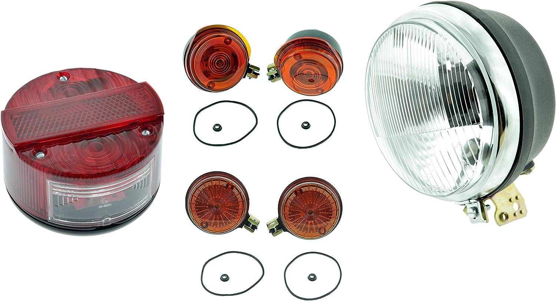 S51 Scheinwerfer Blinker Rücklicht Beleuchtungsset Für Simson Auto