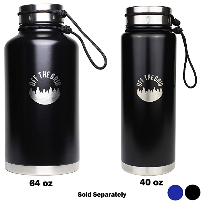 Top 7 Half Gallon Insulated Beverage Container