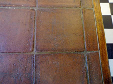 Terracotta Floor Tiles Amazon Kitchen Home