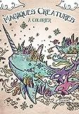"""livre de coloriage """"Magiques créatures à colorier"""""""