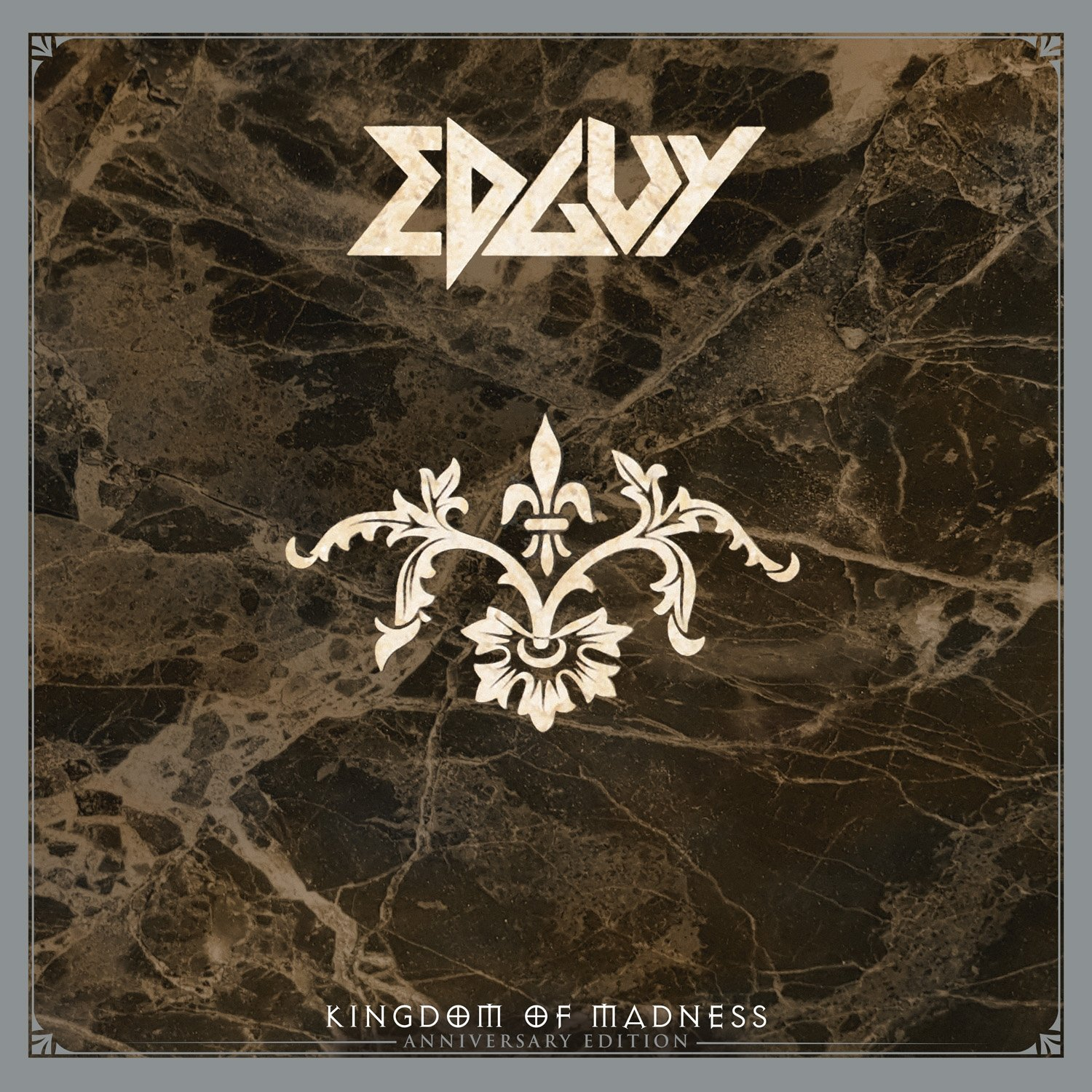 CD : Edguy - Kingdom Of Madness (CD)