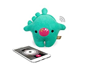 Toymail Talkie Dino, Voice Chat for Kids (Record Voice Messages via App. Kids Reply Back). Send Songs and Stories from Free App.