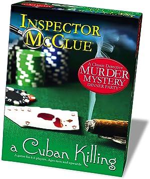 Inspector McClue 6545 - Mata cubana, color verde , color/modelo surtido: Amazon.es: Juguetes y juegos