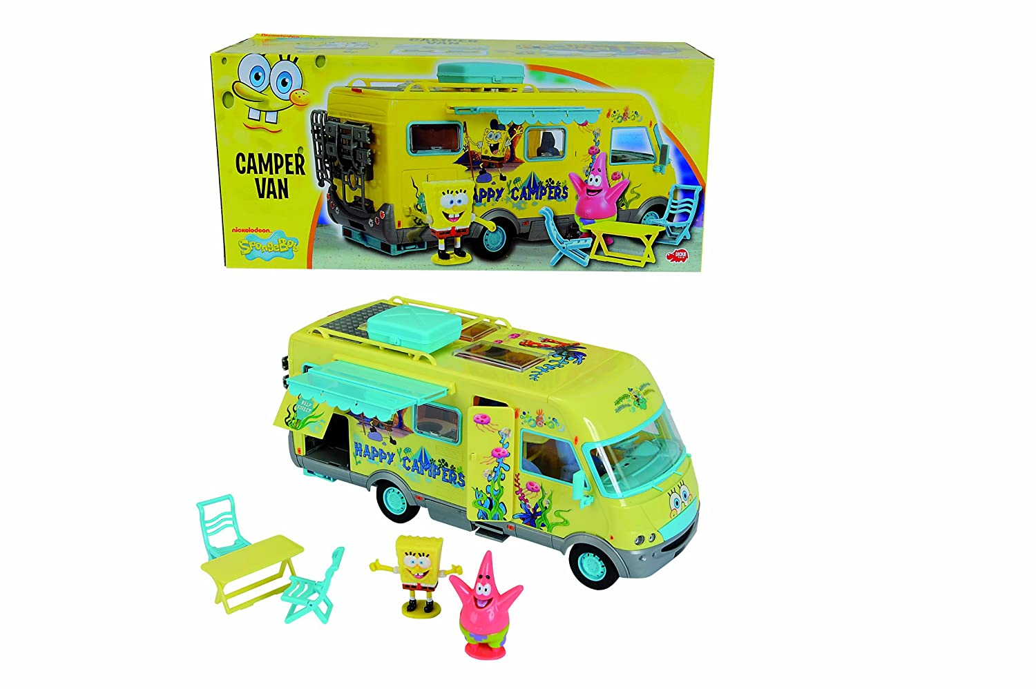 simba spongebob camper van amazon co uk toys u0026 games