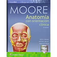Anatomía con orientación clínica (Spanish Edition)
