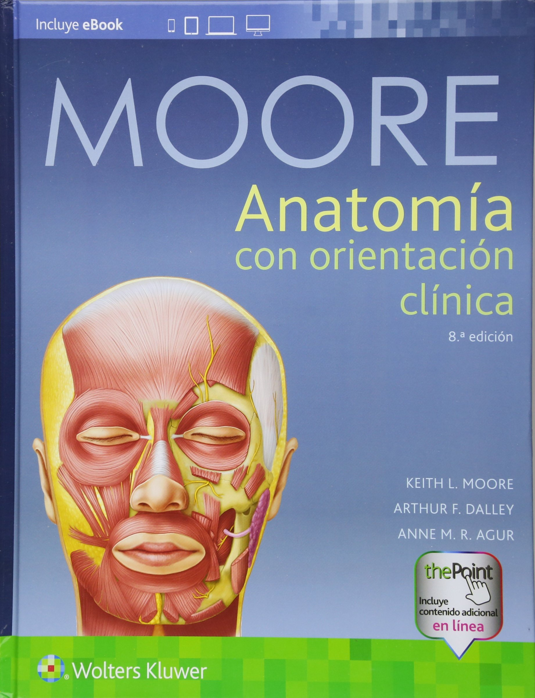 Buy Anatomia con orientacion clinica Book Online at Low Prices in ...