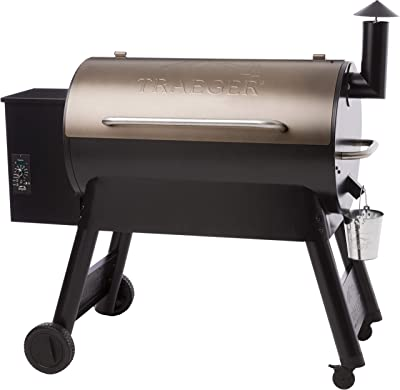 Traeger Grills TFB88PZBO Pro Series 34 Pellet Grill and Smoker