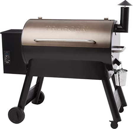 3. Traeger Grills TFB88PZBO Pro Series 34 Pellet Grill and Smoker