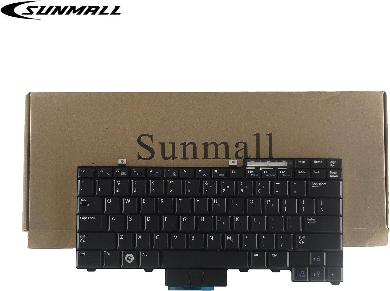 Teclado Repuesto Dell E6400 E6410 E6500 E6510 E5410 E5510