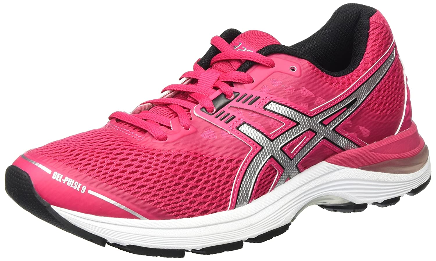 ASICS Gel-Pulse 9 Women's Running Shoes: Amazon.co.uk: Shoes & Bags