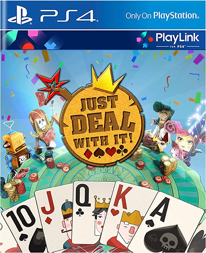 Playlink: Just Deal With It: Amazon.es: Videojuegos
