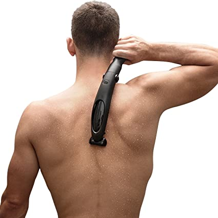 Easy Raze - Fácil raze razor back-innovación para la depilación de espalda