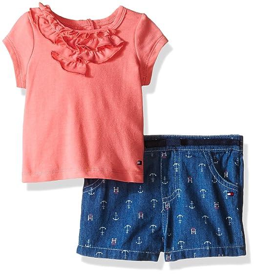 Tommy Hilfiger Baby Printed Shorts