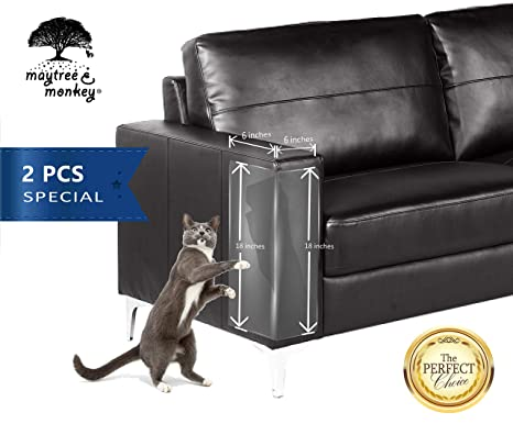 Incredible Amazon Com Maytreemonkey Furniture Protector From Cat Squirreltailoven Fun Painted Chair Ideas Images Squirreltailovenorg