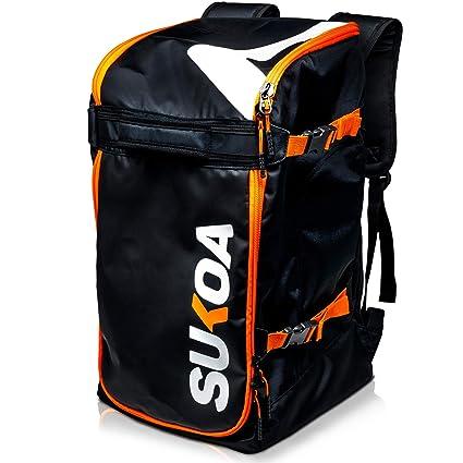 Amazon.com: Mochila para botas de esquí, 50 l, para ...