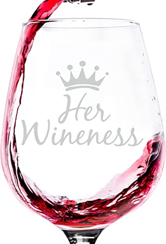 Her Wineness