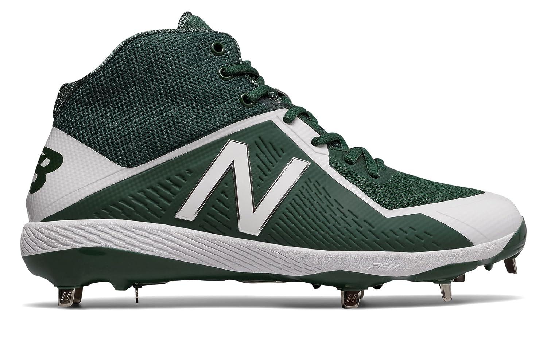 (ニューバランス) New Balance 靴シューズ メンズ野球 Mid-Cut 4040v4 Green with White グリーン ホワイト US 12 (30cm) B075P15JWQ