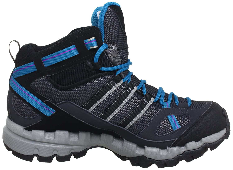 adidas AX 1 Mid GTX Q21044, Damen Traillaufschuhe, Grau (Sharp Grey  F11/Black 1/Vivid Teal S13), EU 36 (UK 3.5): Amazon.de: Schuhe & Handtaschen