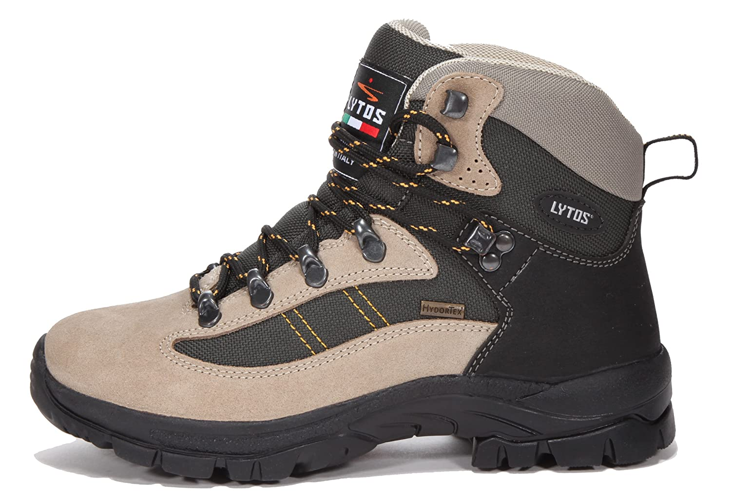 LYTOS Outdoor Stiefelette Tex Beige/Oliv