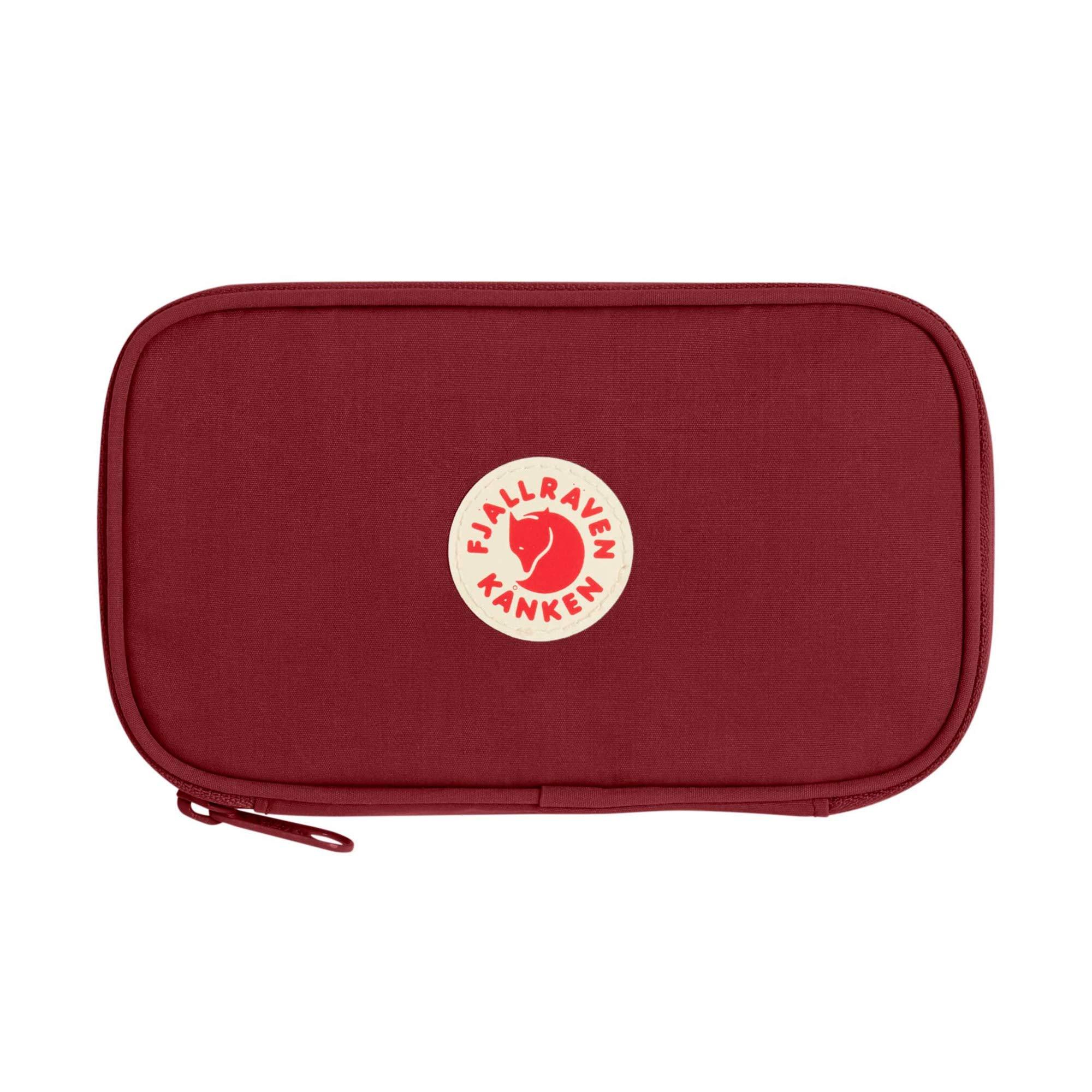 Fjallraven - Kanken Travel Wallet for Passports, Ox Red by Fjallraven