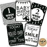 Syga Baby Milestone Cards - Set Of 27