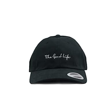 fb1c731e0c51a The Good Life Society Unstructured Dad Hat Black at Amazon Women s Clothing  store