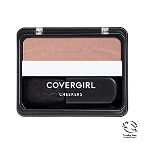 COVERGIRL Cheekers Blendable Powder Blush Soft Sable, .12 oz (packaging may vary), 1 Count