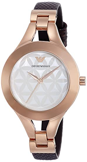 9e550b6b1c Buy Emporio Armani Analog Multi-Colour Dial Women's Watch - AR7431 Online  at Low Prices in India - Amazon.in