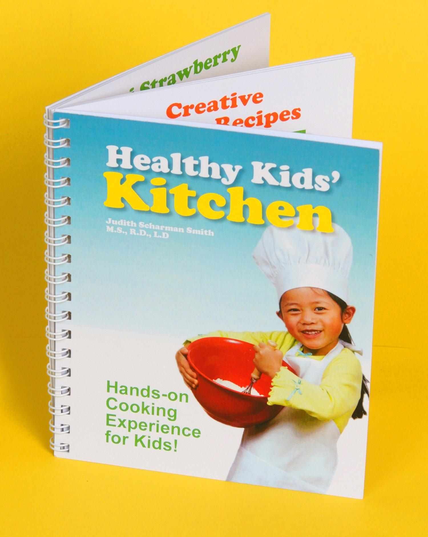 Healthy Kids Kitchen Judith Scharman Smith M S R D