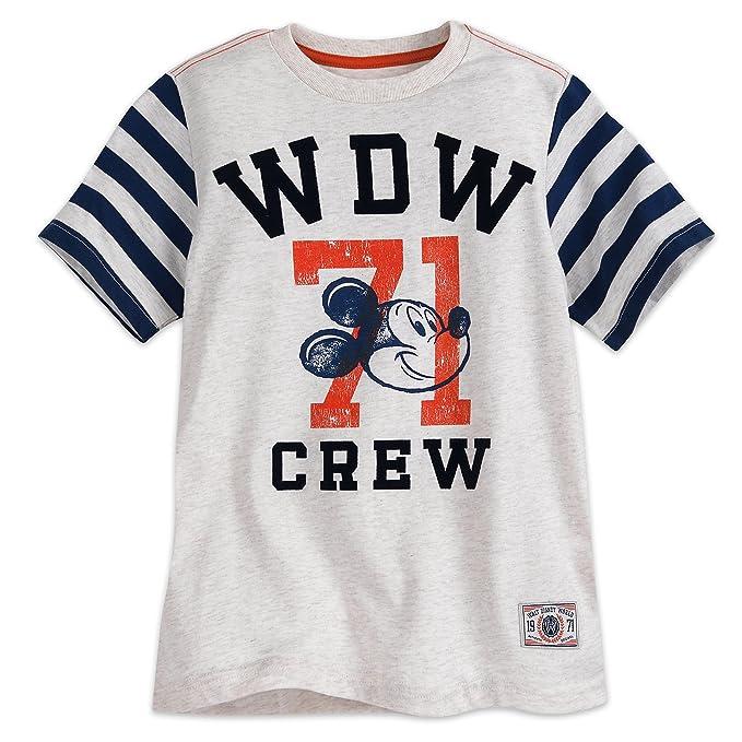 713a7bb73 Amazon.com: Mickey Mouse Disney Tee T-Shirt For Boys XS (4): Clothing
