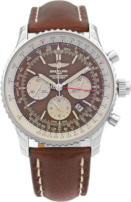 Breitling Navitimer Rattrapante AB031021/Q615-756P - Reloj para Hombre