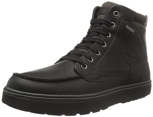 Geox U Mattias B ABX C, Mocasines para Hombre, Schwarz (BLACKC9999), 42 EU: Amazon.es: Zapatos y complementos