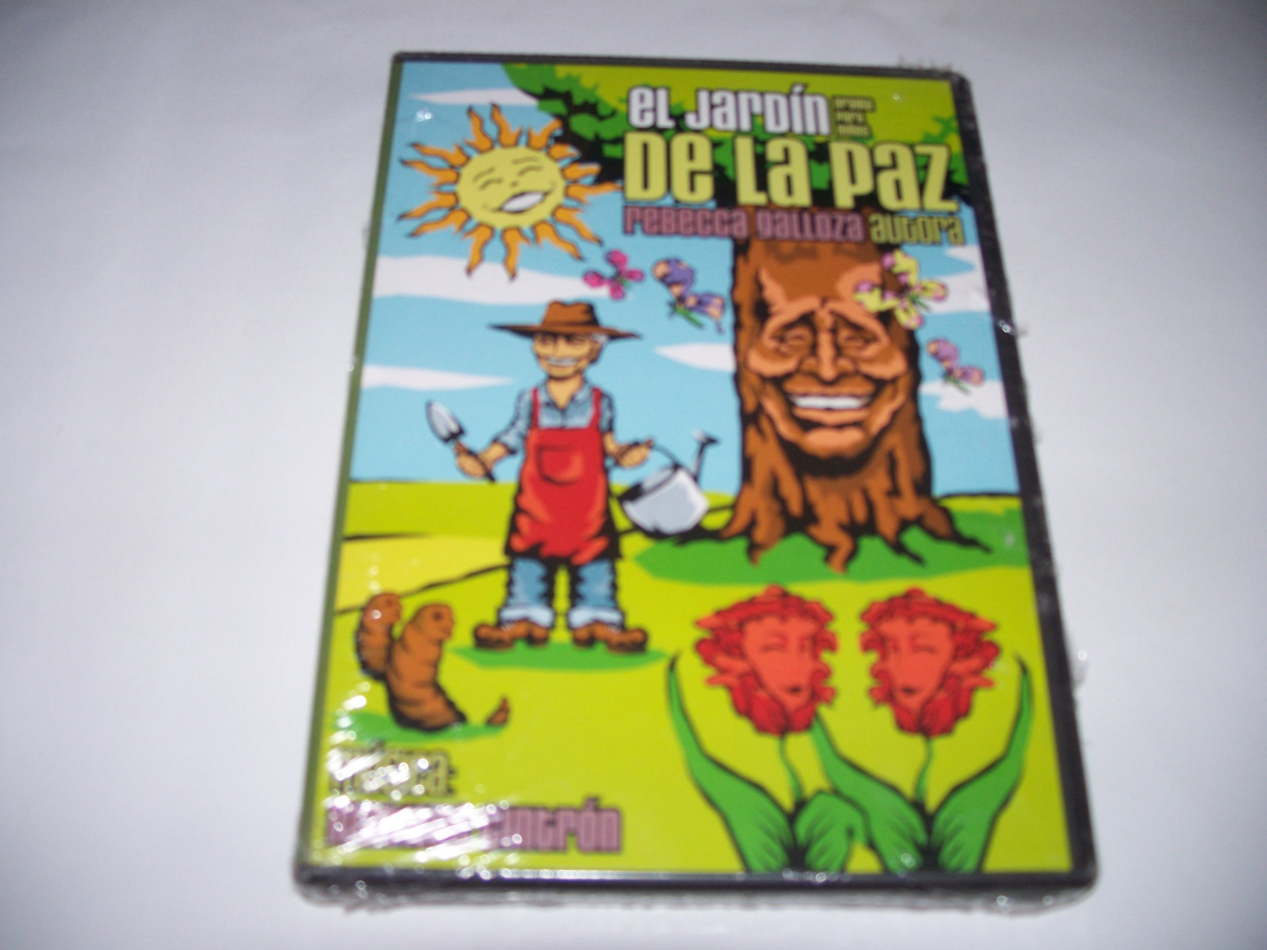 El Jardin De La Paz: Rebecca Galloza: Amazon.com: Books