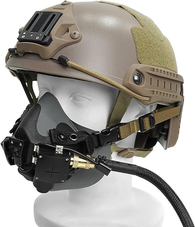 TMC3013 Black TMC Cobham Phoenix Halo Mask Dummy
